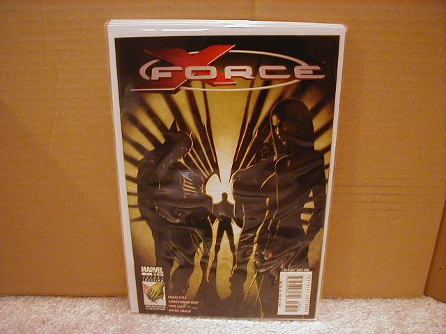 X-FORCE #7 NM (2008)