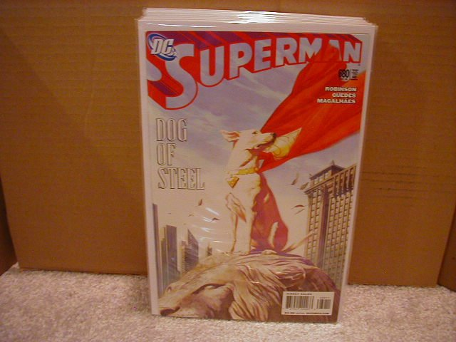 SUPERMAN #680 NM (2008)