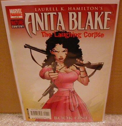 ANITA BLAKE THE LAUGHING CORPSE #1 NM