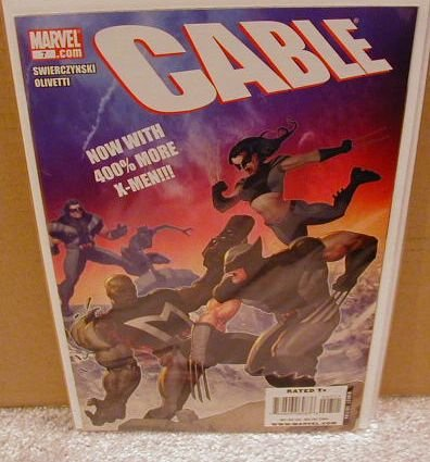 CABLE #7 NM(2008)