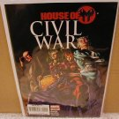 CIVIL WAR HOUSE OF M #2 NM (2008)