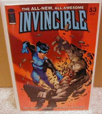 INVINCIBLE #53 NM (2008)
