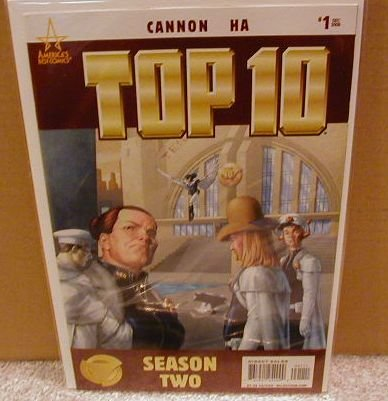 TOP 10 SEASON TWO #1 NM (2008) AMERICA'S BEST COMICS