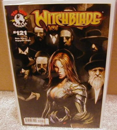 WITCHBLADE #121 NM (2008)