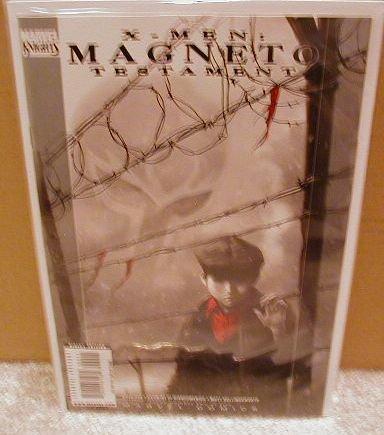 X-MEN MAGNETO TESTAMENT #2 NM (2008)