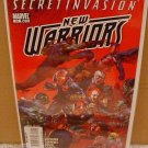 NEW WARRIORS #15  NM(2008) SECRET INVASION