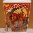 RED SONJA #24 VF/NM SEGOVIA COVER  * DYNAMITE*