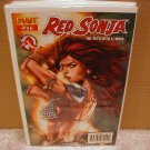 RED SONJA #27 VF/NM PRADO COVER  * DYNAMITE*