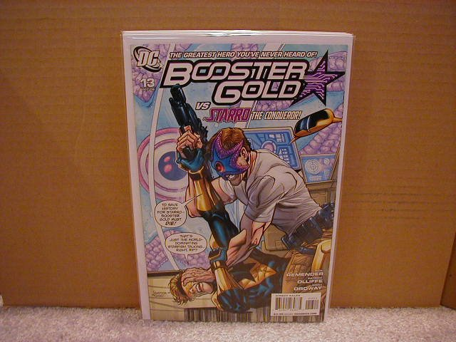 BOOSTER GOLD #13 NM (2008)