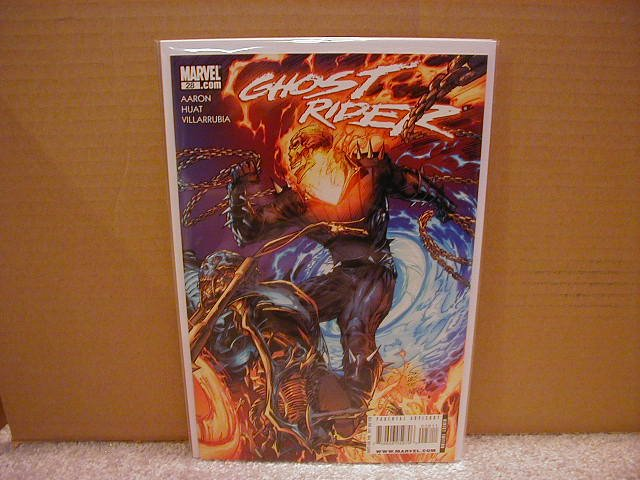 GHOST RIDER #28 NM (2008)