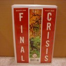 "FINAL CRISIS #4 NM (2008) ""A"" COVER"