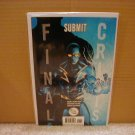 "FINAL CRISIS SUBMIT #1 NM (2008) ""B"" COVER"