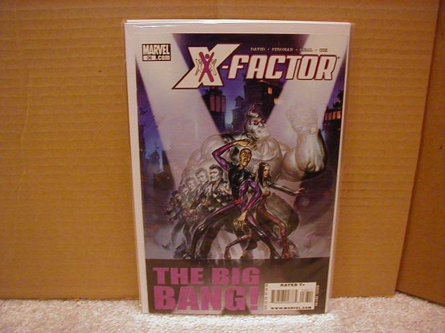 X-FACTOR #36 NM (2008)
