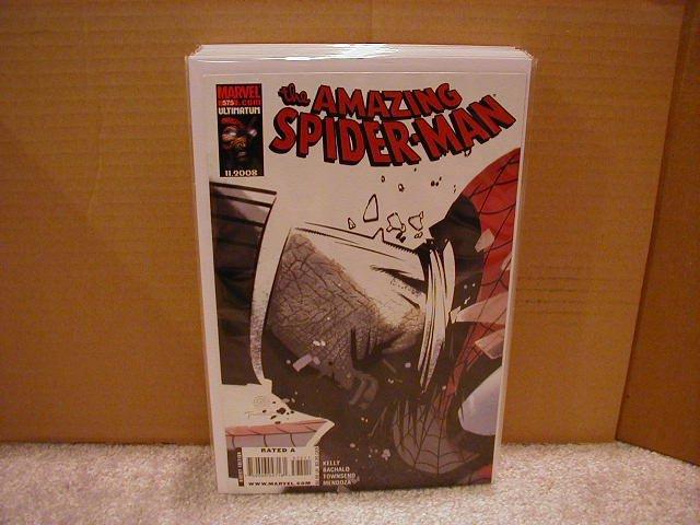 AMAZING SPIDER-MAN #575 NM (2008)