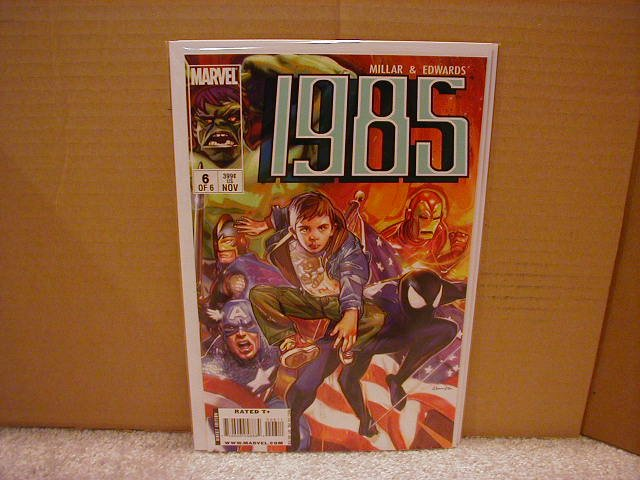 MARVEL 1985 #6 NM (2008)