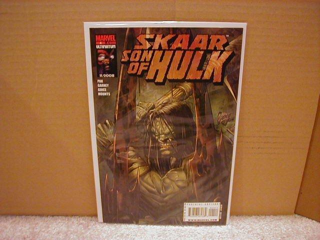 SKAAR SON OF HULK #4 NM (2008)