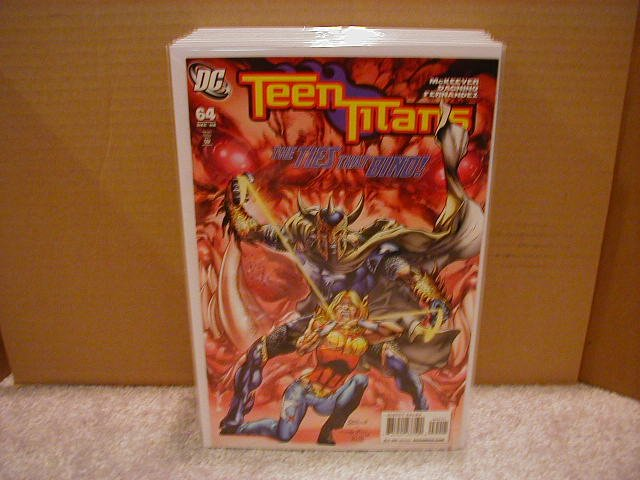 TEEN TITANS #64 NM (2008)