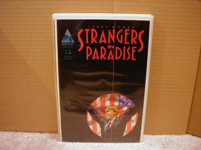 STRANGERS IN PARADISE VOL 3 #12 VF/NM 1ST PRINT