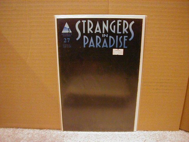 STRANGERS IN PARADISE VOL 3 #27 FN+ 1ST PRINT