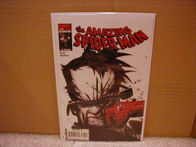 AMAZING SPIDER-MAN #576 NM (2008)