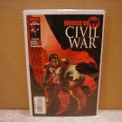 CIVIL WAR HOUSE OF M #3 NM (2008)