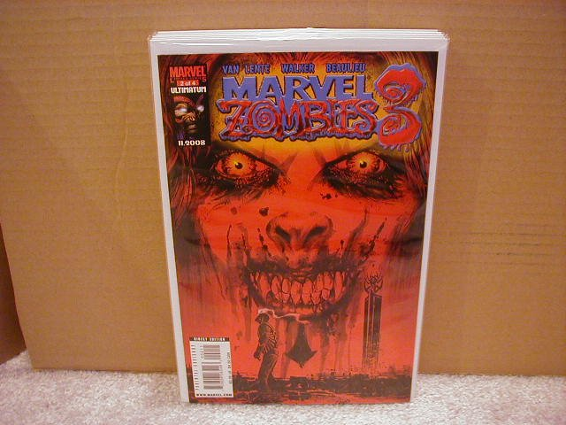 MARVEL ZOMBIES 3 #2 NM (2008) NEW SERIES