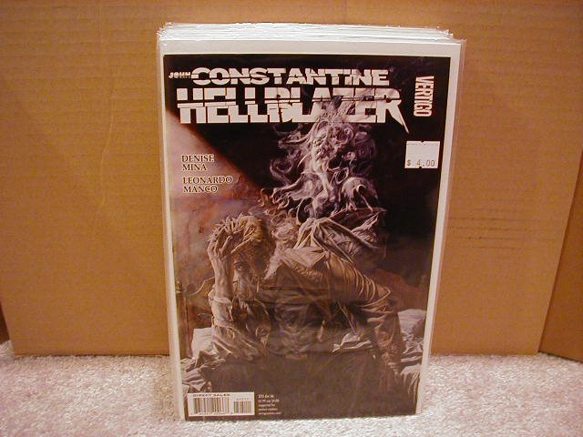 HELLBLAZER #225 VF/NM (2008)