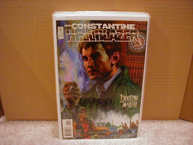 HELLBLAZER #240 VF/NM (2008)