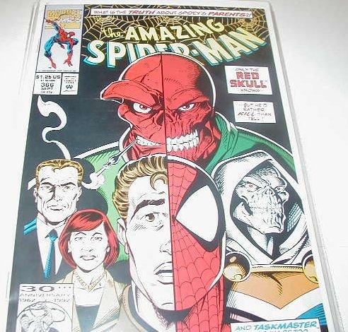 AMAZING SPIDER-MAN #366  VF/NM