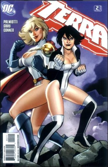 TERRA #2 NM (2008)