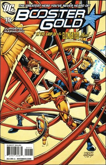 BOOSTER GOLD #15 NM (2009)
