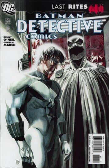 DETECTIVE COMICS #851 NM (2009) LAST RITES