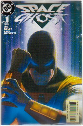 SPACE GHOST #1 NM (2005) ALEX ROSS COVER