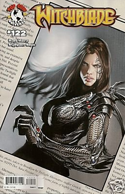 WITCHBLADE #122 NM (2009)
