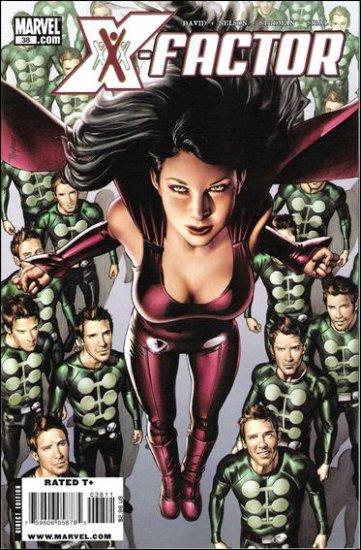 X-FACTOR #38 NM (2009)