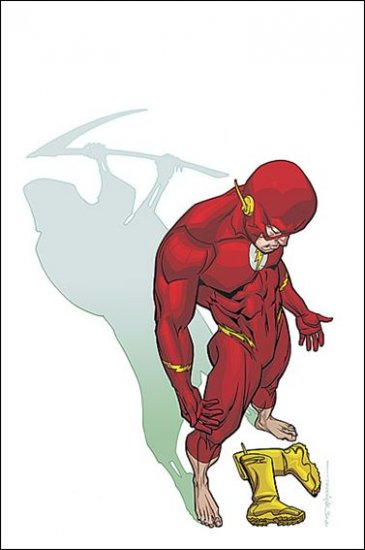 FLASH #247 NM (2009)