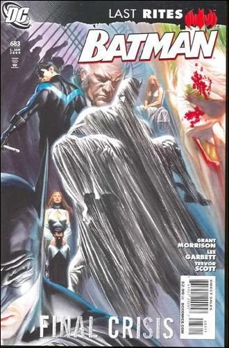 BATMAN #683 NM(2009)