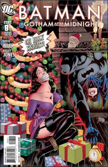 BATMAN GOTHAM AFTER MIDNIGHT #8 NM(2009)