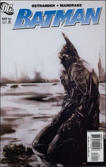 BATMAN #662 NM (2007)
