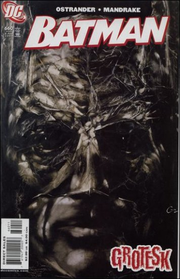 BATMAN #660 NM (2007) *GROTESK*