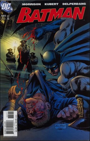 BATMAN #664 NM (2007)