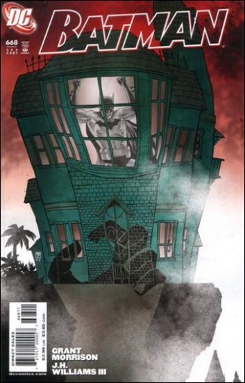 BATMAN #668 NM (2007)