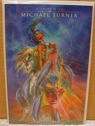 A TRIBUTE TO MICHAEL TURNER  NM (2008)