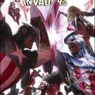 AVENGERS INVADERS #7 NM (2009)