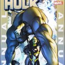 ULTIMATE HULK ANNUAL #1 NM (2009)