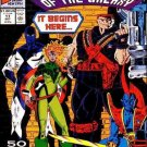 GUARDIANS OF THE GALAXY #17 VF/NM (1990)