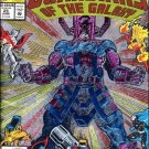 GUARDIANS OF THE GALAXY #25 VF/NM (1990)FOIL COVER
