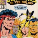 GUARDIANS OF THE GALAXY #34 VF/NM (1990)