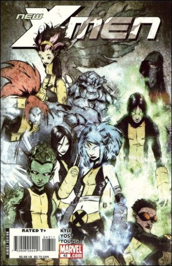 NEW X-MEN #43 VF/NM