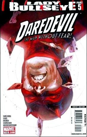 DAREDEVIL #115 NM (2009) *LADY BULLSEYE*